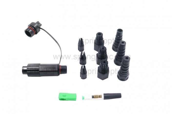 waterproof mini sc fast connectors