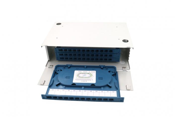 48Port Fiber Optic ODF