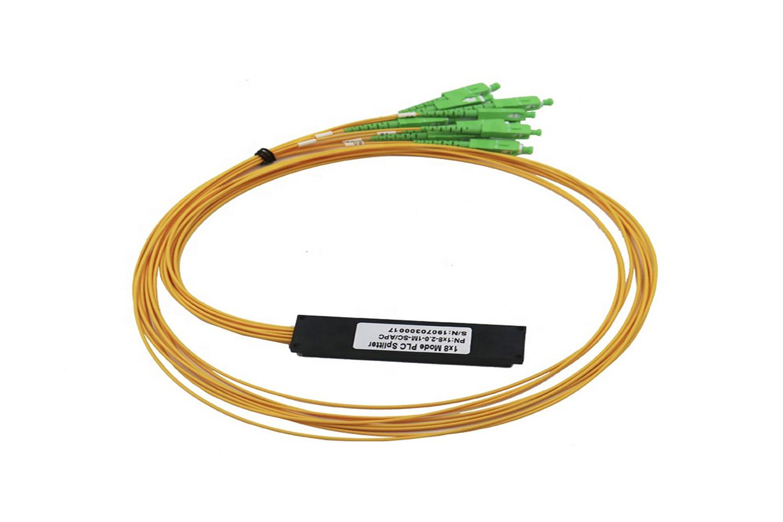 apc fiber optic plc splitter
