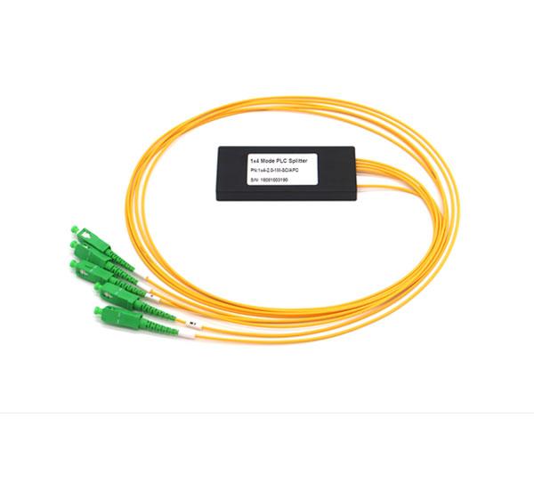 1x4 ABS Small Size PLC Splitter