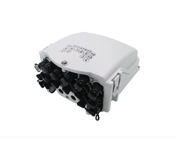 FTTA NAP 16core Terminal box with Mini SC adapter