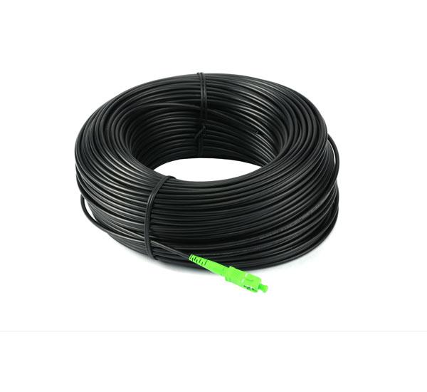 SC APC FTTH Drop Cable Patch Cords