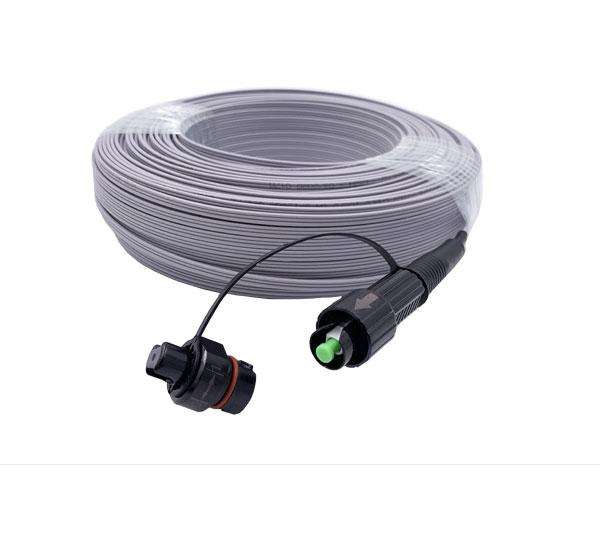 Gray color Huawei Mini SC Drop Cable Jumper